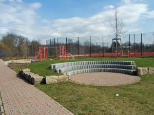 Spielplatz an der Gievenbecker Reihe