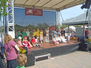 Familien-Frühling 2010