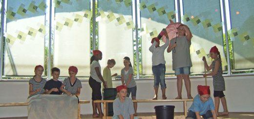 Theater-Werkstatt Robinson Teil 2 (2010)