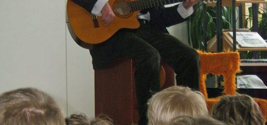Erwin Grosche - ein Kabarettist