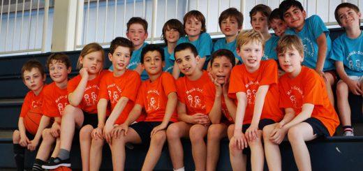 Basketball-Mannschaften 2012
