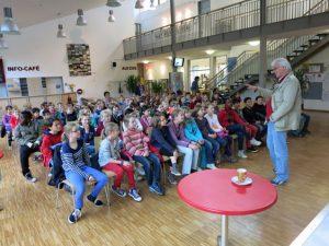 Joachim Friedrich - Ein Kinderbuchautor erzählt
