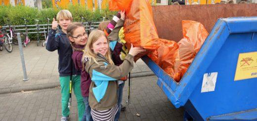 Müllaktion 2014