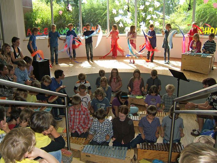 Abschlussfeier 2011 - Moldau 1