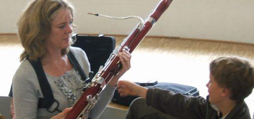 Holzbläser 2011 - Fagott