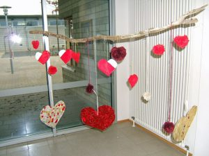 Adventsbasteln 2011 - Mit dem Herzen sehen 1