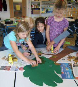 Herbstaktion 2011 im OG 2
