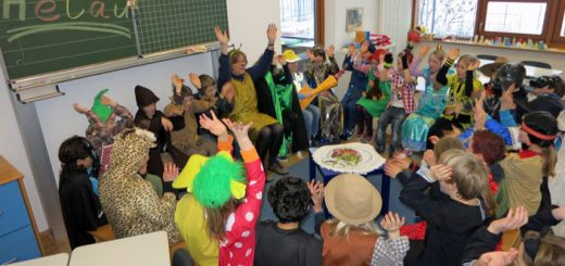 Karneval 2013 Klasse