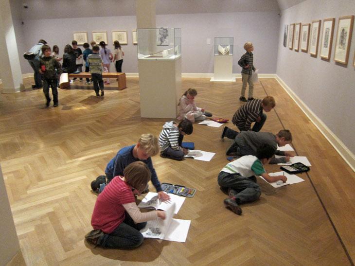 Picassomuseum 2012