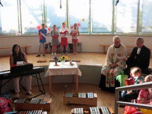 Einschulung 2013 - Gottesdienst