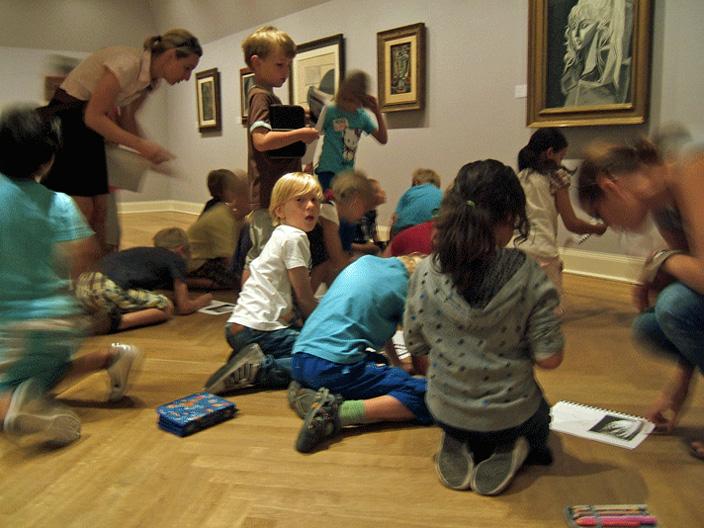 Picassomuseum 2011