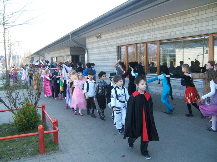 Karneval 2011 - Polonaise