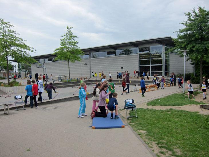 Trimmfest 2012 - Schulhof