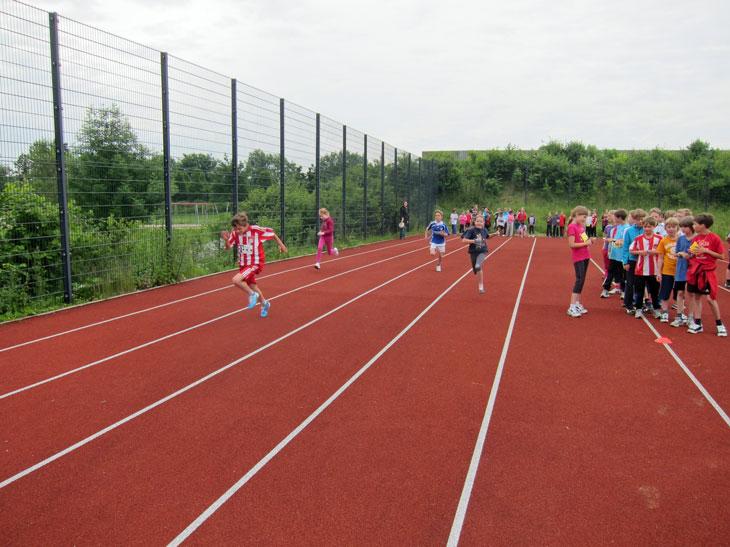 Trimmfest 2012 - Sportplatz