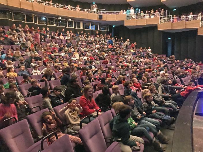 Theaterbesuch 2019