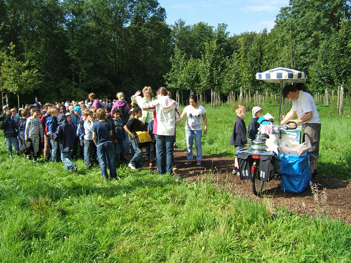 Wandertag 2011 - Hochzeitswald