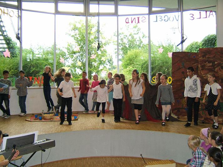 Theater-Werkstatt Weichold 2011 - Xandi und das Ungeheuer