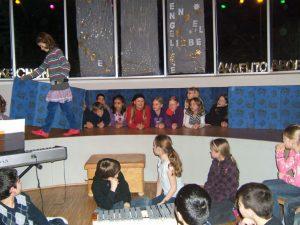 Lesenacht 2011 - Theater